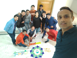 Diwali celebration in soarlogic