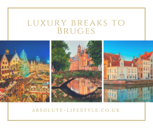 luxury breaks to Bruges