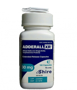 ADDERALL 30MG (Amphetamine)
