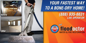 water damage clean up Macomb