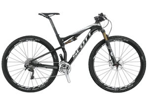 2014 SCOTT SPARK 900 PREMIUM BIKE FOR SALE