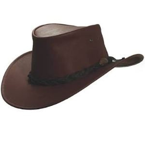 TESLAND GROUP Leather Hats
