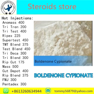 Boldenone Cypionate steroid powder for muscle building