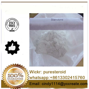 Androgenic white Anabolic Steroid DHT Stanolone whatsapp+8613302415760