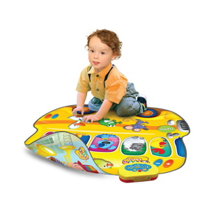 Animal Bus and Musician Play Mat
