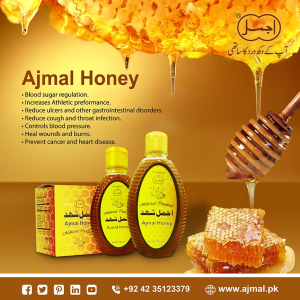 pure honey in pakistan