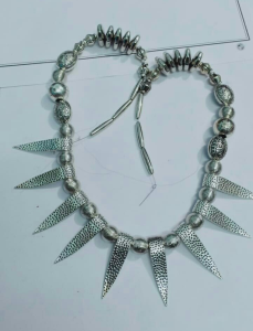 German Sliver Necklace