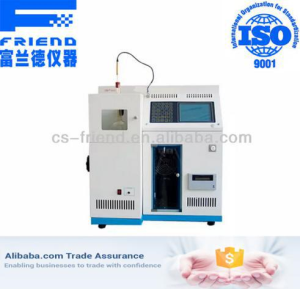 FDR-4371 Automatic crude distillation range analyzer