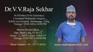 rajasekhar is an orthopedic surgeon cures the bone problems in the body.