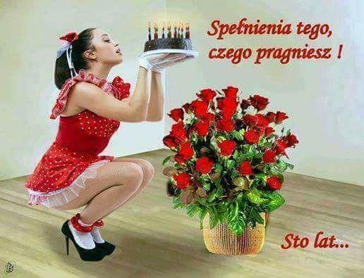 Moje Urodziny I Imieniny 4 życzenia Z Okazji Wszelakich Str 74