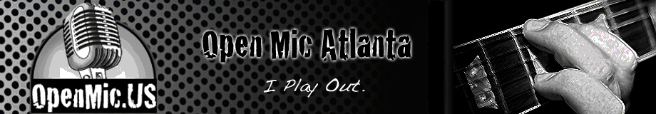 List of Atlanta Open Mics