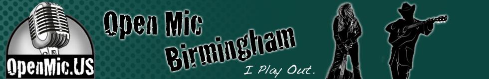 Open Mic Birmingham