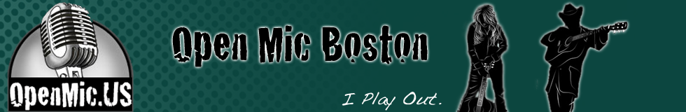 Open Mic Boston