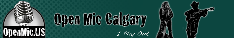 Open Mic Calgary