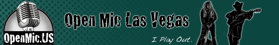 Las Vegas Open Mics