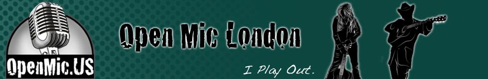 Open Mic London