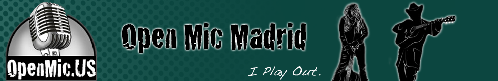 Open Mic Madrid