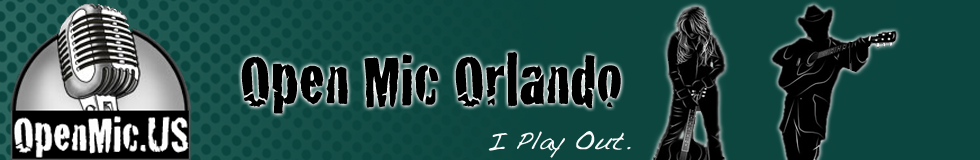 Open Mic Orlando