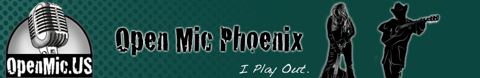 Open Mic Phoenix