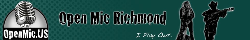 Open Mic Richmond