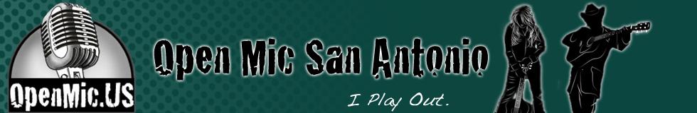 Open Mic San Antonio