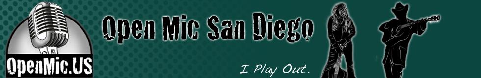 Open Mic San Diego