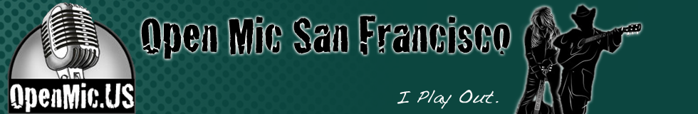 Open Mic San Francisco