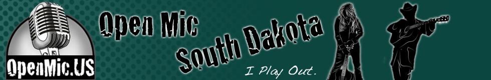 Open Mic South Dakota