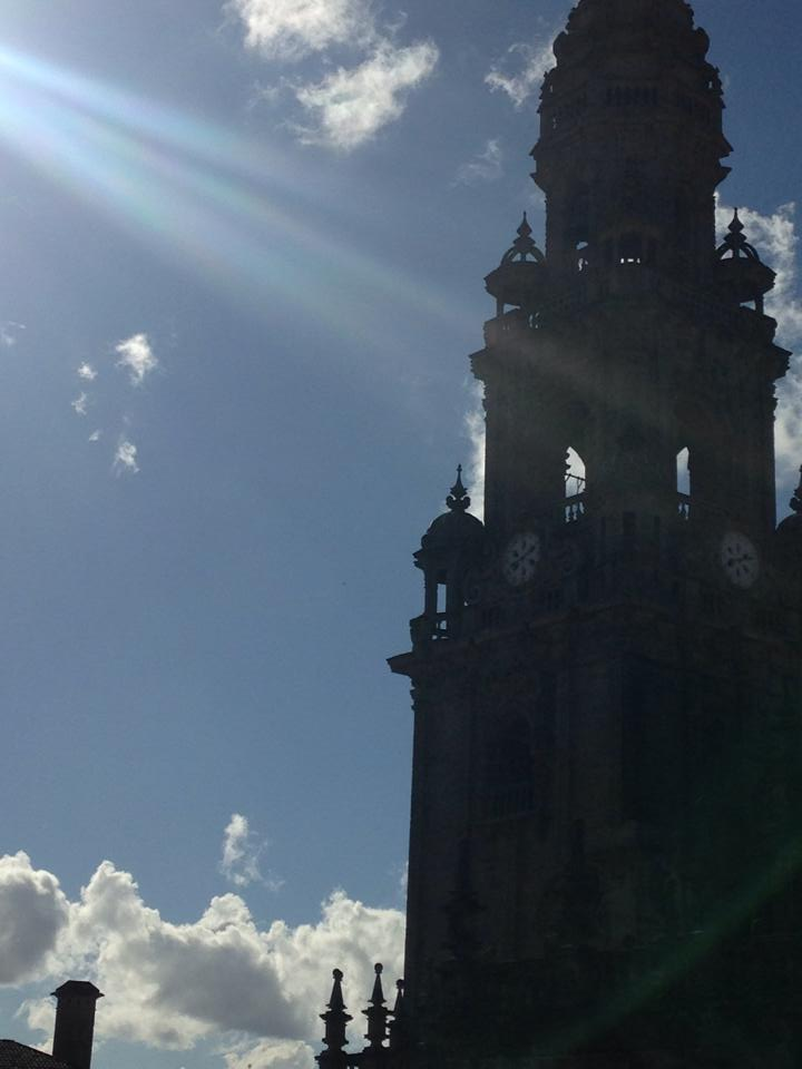 Light hitting spanish cathedral   emily smith