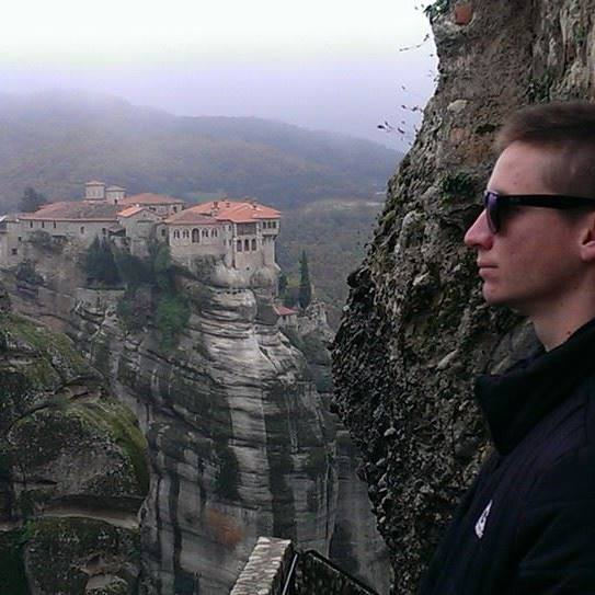 Meteora  greece   samuel sturdevant