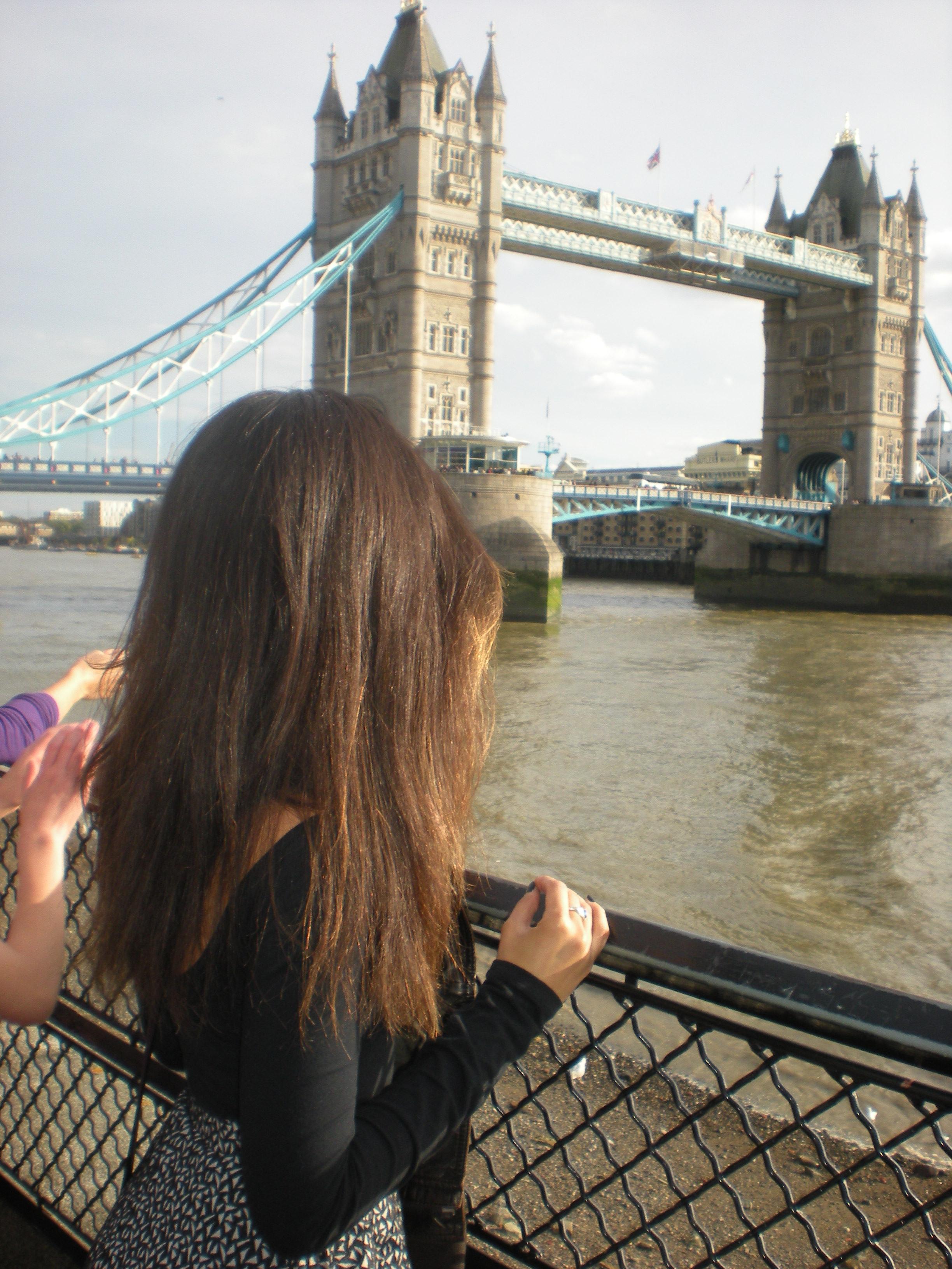 My view of london   sabreena talamantes