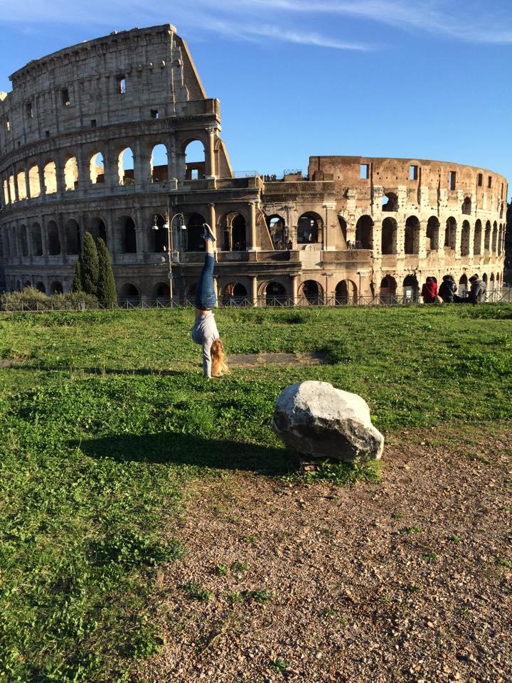 Rome   amanda copeland