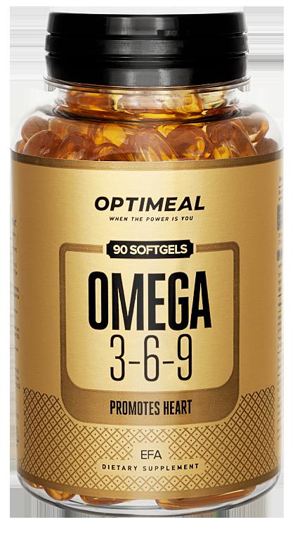 Omega 3 6 9