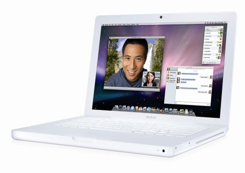 "Apple Refurbished Apple MacBook MB402LL/B 13"" 2.1Ghz 1GB 120GB Laptop at Sears.com"