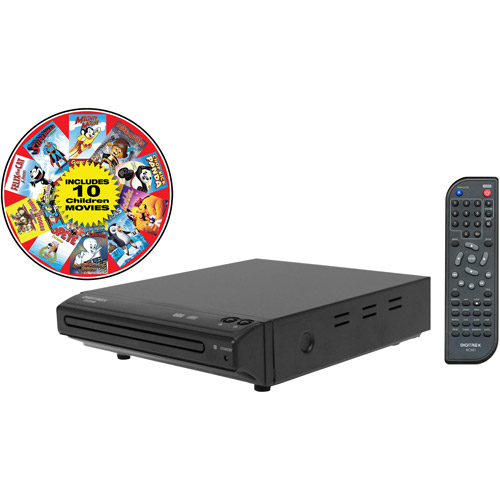 Digitrex Viore Digitrex DV24B DVD Player Bundle with 10 Free Movies at Sears.com