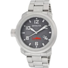 Invicta Refurbished Invicta Men's 11237 Russian Diver Sea Hunter Gray Dial Silver Band Watch at Sears.com