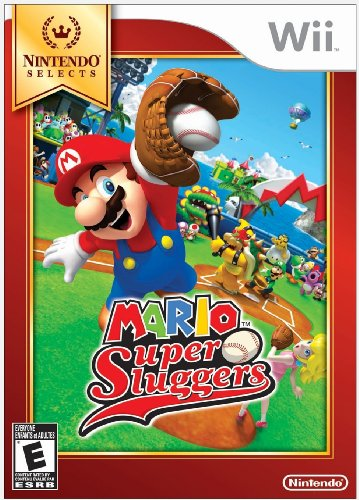 Nintendo Refurbished Nintendo Mario Super Sluggers - Sports Game - Wii (P/N RVL-P-RMB1) at Sears.com