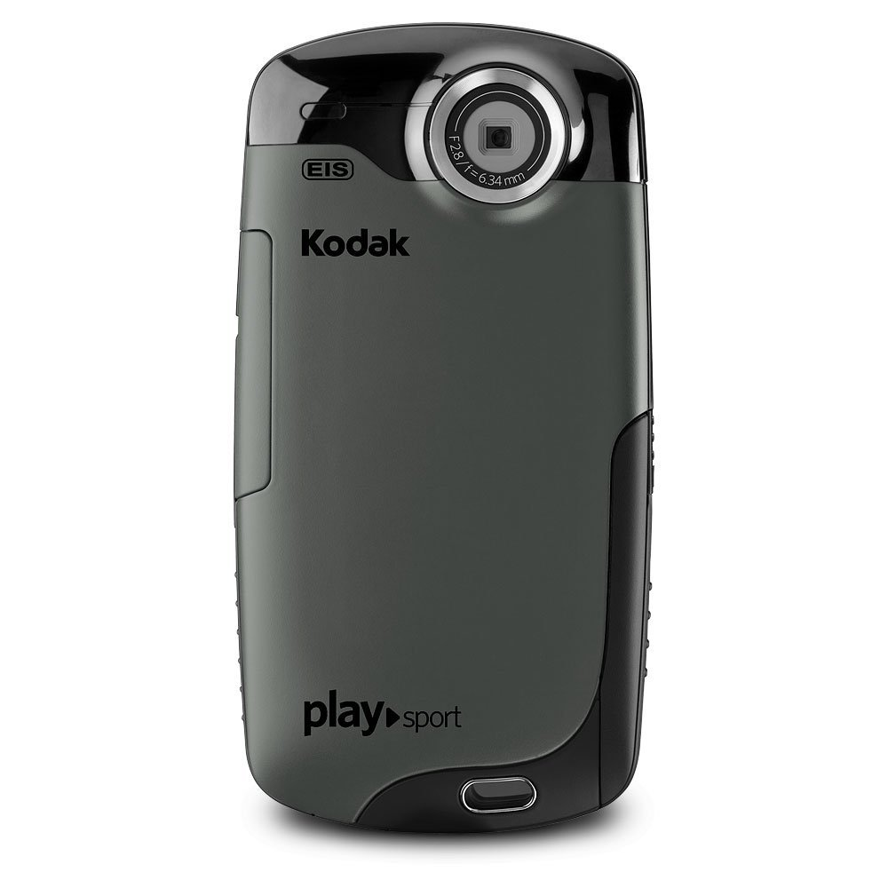 Kodak Refurbished Kodak Playsport Zx3 Hd Waterproof Pocket Video Camera Black (P/N 1442102) at Sears.com