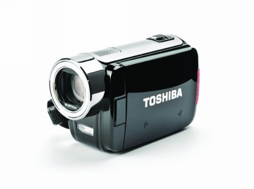 Toshiba Refurbished Toshiba Camileo H30 Full HD Camcorder Silver/Black (p/n PA3791U-1CAM) at Sears.com