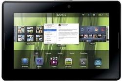 """Blackberry 16GB Playbook 7"""" Handheld Tablet 1GHZ 1GB Wi-Fi (p/n PRD-38548-001)"""