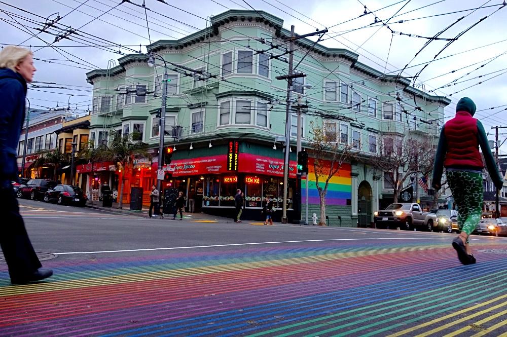 Castro Intersection