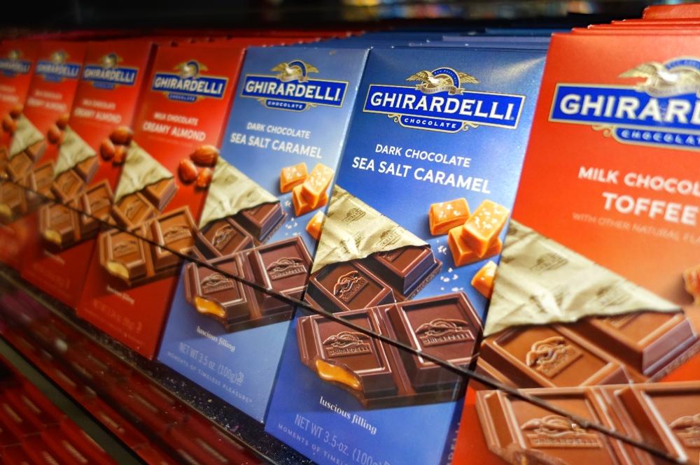 Ghirardelli Chocolate Factory Tour San Leandro
