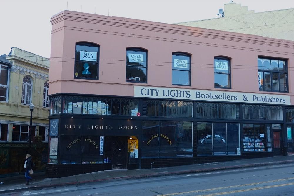 City Lights North Beach