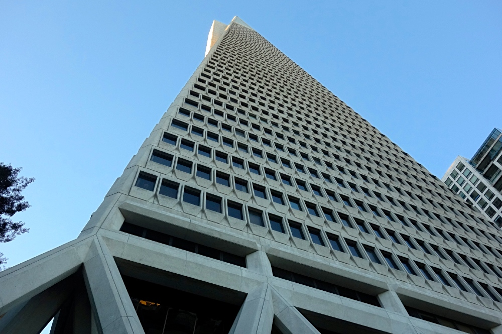 Transamerica Pyramid Base