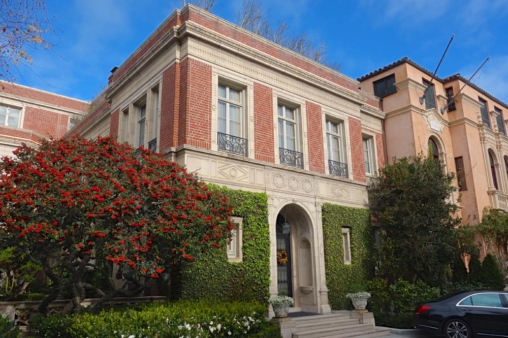 Billionaire's Row Mansion