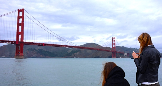 Tour yourself Day 1 San Francisco