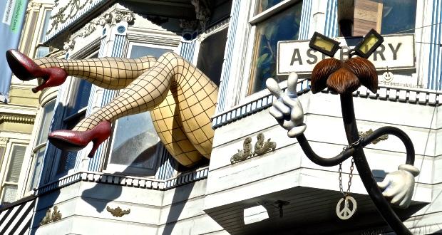 Haight Ashbury Art San Francisco