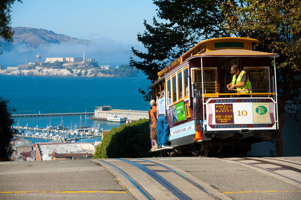 Cable Car Tips SF Youth Tours