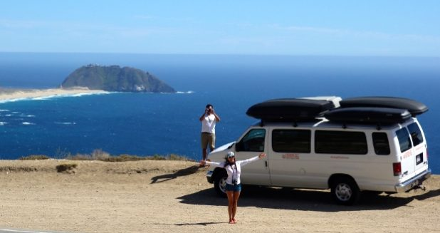 Pacific Coast Highway Tour