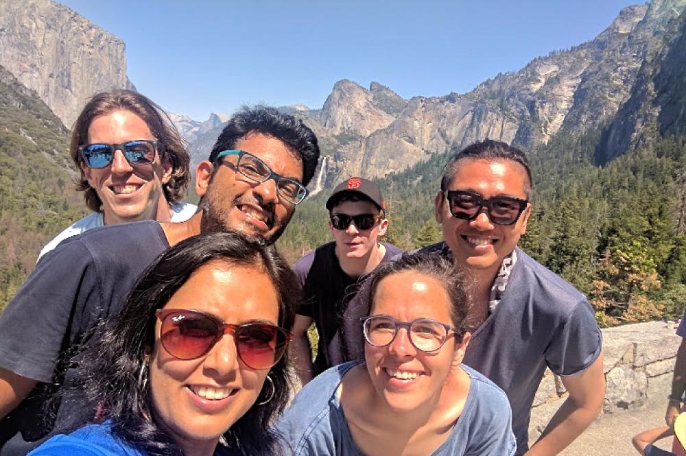Small Group Tour to Yosemite